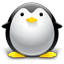 Penguin 4 Icon 64px png