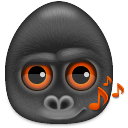 Monkeys Audio Icon 128px png