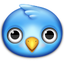 Twitter Icon 128px png