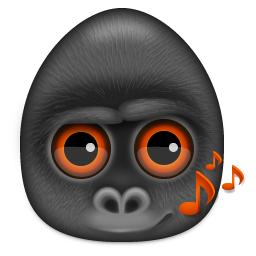 Monkeys Audio Icon 256px png