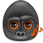 Monkeys Audio Icon 64px png