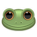 Frog Icon 128px png