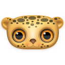 Leopard Icon 128px png