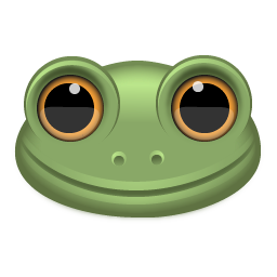 Frog Icon 256px png