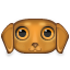 Dachshund Icon 64px png