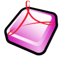 Adobe Acrobat Professional Icon 128px png