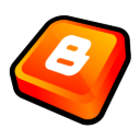 Blogger Icon 128px png