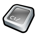 Command Prompt Icon 128px png