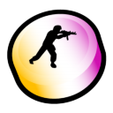 Counter Strike Source Icon icon