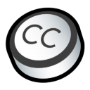 Creative Commons Icon icon