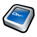 Divx Player Icon 128px png