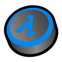 Half Life Blue Shift Icon icon