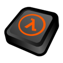 Half Life Classic Alternate Icon 128px png