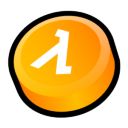 Half Life Icon 128px png