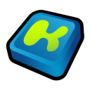 Kazaa Media Desktop Icon icon