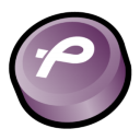 Macromedia Flash Paper Icon 128px png