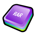 WinRAR Icon 128px png