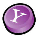 Yahoo Messenger Alternate Icon 128px png