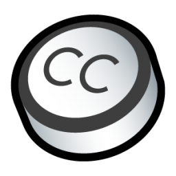 Creative Commons Icon 256px png
