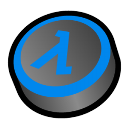 Half Life Blue Shift Icon 256px png