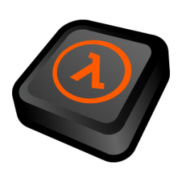 Half Life Classic Alternate Icon 256px png