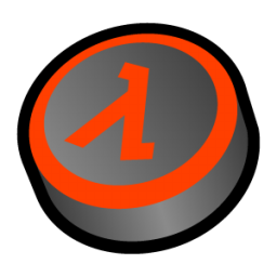 Half Life Classic Icon 256px png