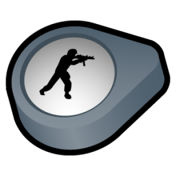 Half Life Counter Strike Icon 256px png