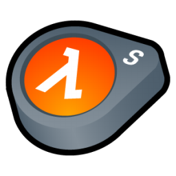 Half Life Source Icon 256px png