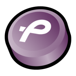 Macromedia Flash Paper Icon 256px png