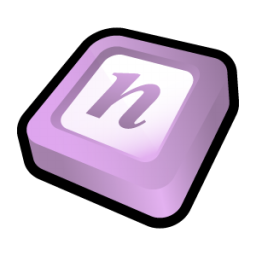 Microsoft Office One Note Icon 256px png