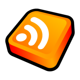 Newsfeed RSS Icon 256px png