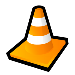 VLC Media Player Icon 256px png