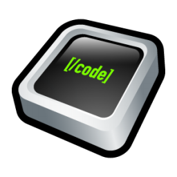 Web Coding Icon 256px png