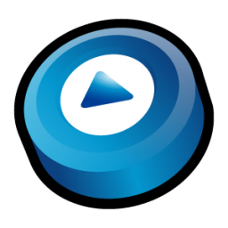 Windows Media Player Alternate Icon 256px png