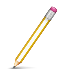Pencil Icon 256px png