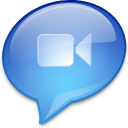 iChat Icon 128px png