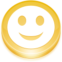 Smiley Icon 128px png