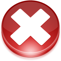 Close Icon 256px png