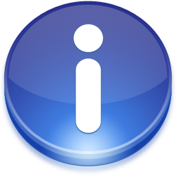 Info Icon 256px png