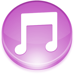 Music Icon 256px png