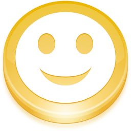 Smiley Icon 256px png