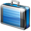 Briefcase Icon 64px png