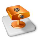 Color MS PowerPoint Icon icon