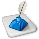 Color MS Word Icon 128px png