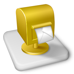 Color MS Outlook Icon 256px png