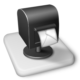 Whack MS Outlook Icon 256px png