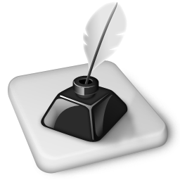 Whack MS Word Icon 256px png