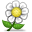 Flower Icon 32px png