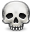 Skull Icon 32px png