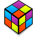 Cube Icon 128px png